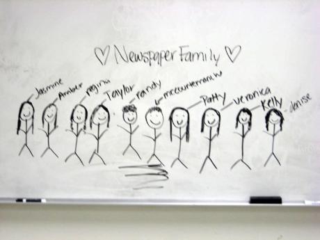 Newspaper Family