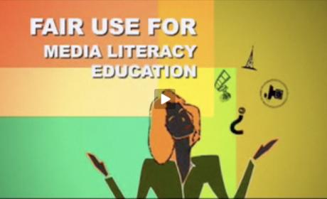 Center For Social Media Fair Use Video