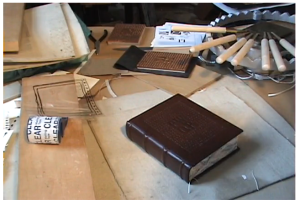 Bookbinding the Old Fashioned Way
